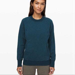 Lululemon Scuba Crew Sweater